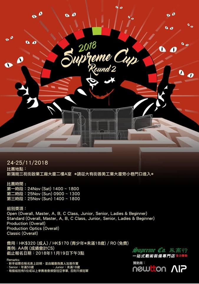 Supreme Cup R2
